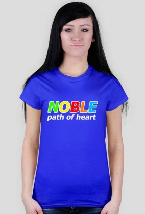 Noble path of heart (f)