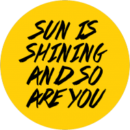 Sun Is Shining (Biała)