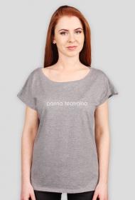 panna teatralna - koszulka damska