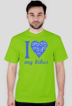 4beab5a612ef3b Kocham Rowery wszystkie! - koszulki męskie w Bertness wear