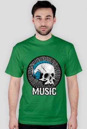 Music skull