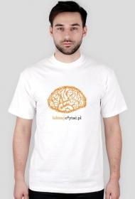 Koszulka męska Mózg