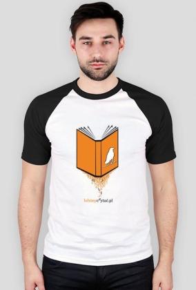 Koszulka męska Literki (model baseball)