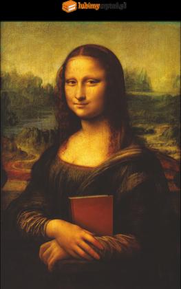 Bluza damska PiktoGrafiki - Mona Lisa
