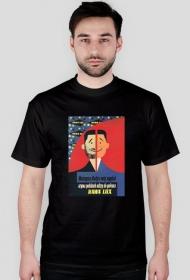 Koszulka RAWA LUX - czarna