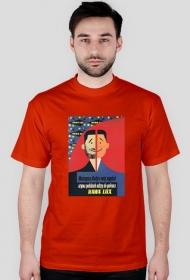 Koszulka RAWA LUX - czerwona