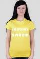 Koszulka Neurotyk - Jestem świrem (różne kolory)