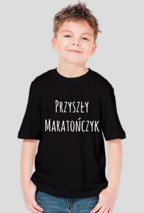 Przyszły maratończyk (czarna)