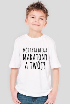 Mój tata biega maratony. A Twój?