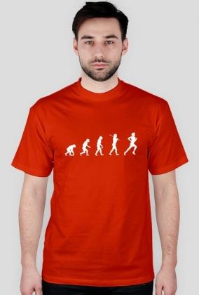 Koszulka biegowa. Ewolucja biegacza.