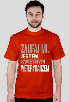 Koszulka weterynarz 1