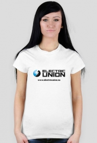 Electric Union - t-shirt damski 1