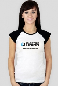 Electric Union - t-shirt damski 3