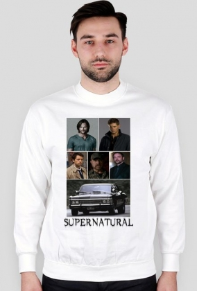 Bluza Supernatural