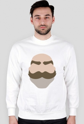LoL Braum Classic - bluza męska bez kaptura