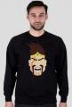 LoL Draven Classic - bluza męska bez kaptura