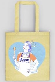 Queen of the kitchen - torba płócienna - skosztuj.to