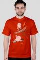 Time for breakfast - t-shirt czerwony - skosztuj.to