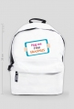 Hug me I'm ERASMUS_bagpack