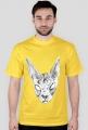 Koszulka-Kot Sfinks