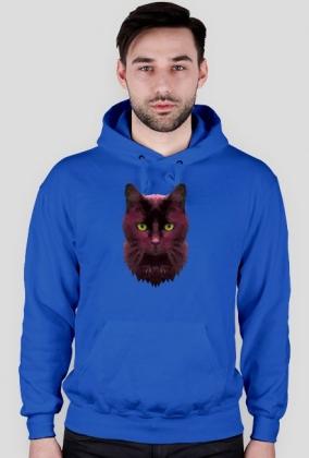 QTshop - KOT cat bluza męska wszystkie kolory