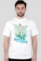 Koszulka Downhill Blue Męska