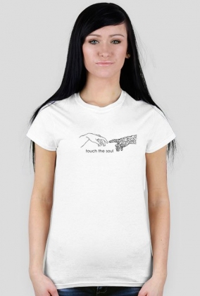 touch the soul Woman T-Shirt