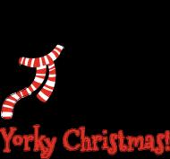 Świąteczny kubek z czerwonym uchem - York
