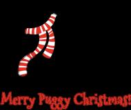 Świąteczny kubek - Mops