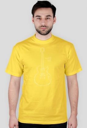Koszulka GITARA 001