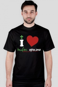 T-shirt I ♥ Hufiec Opoczno