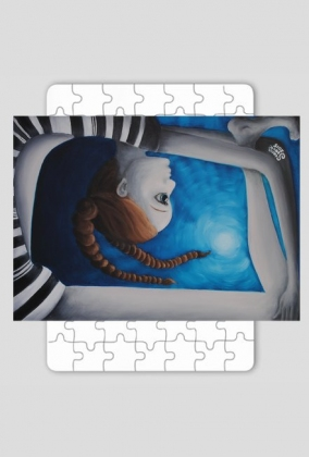 Puzzle Gimnastyczka/Puzzle Gymnast