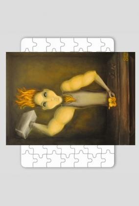 Puzzle Kowal/Puzzle Blacksmith