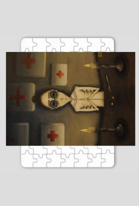 Puzzle Farmaceutka/Puzzle Pharmacist
