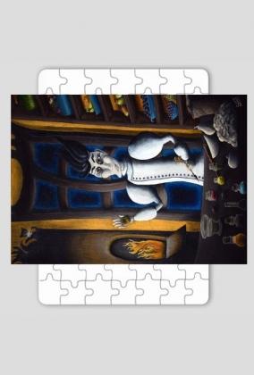 Puzzle Piekarz/Puzzle Baker