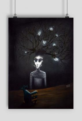 Plakat Filozof/Poster Philosopher