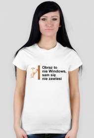 Koszulka  z obrazem