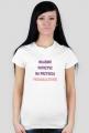 t-shirt: primabalerina white