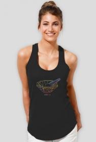 koszulka receptura edu damska sport