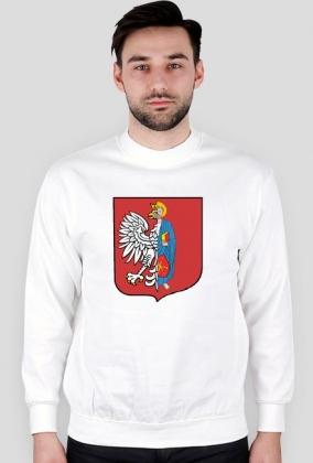 c114e0d12 Bluza Herb Polski i Zamościa (Bez Kaptura) - bluza bez kaptura w ...