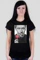 Dr House t-shirt   czarny