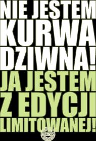 Edycja Limitowana (by Szymy.pl) - damska