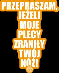 Przepraszam (by Szymy.pl) - damska