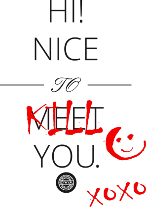 Nice to kill you (by Szymy.pl) - męska