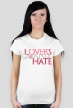 Lovers gonna hate (over) by Szymy.pl - damska