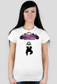 Koszulka Life4Club z Nazwą DJ`a