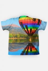 dwustronny balon