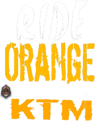 [LIMITED]RIDE ORANGE KTM