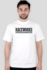 RaceWorks STRAIGHT White