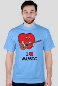 I love music M1